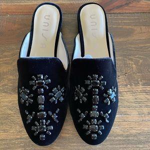Unisa Leone mule shoe